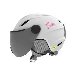 BUZZ MIPS (아시안핏 ) 유아 아동용보드스키 헬멧 - MATTE WHITE