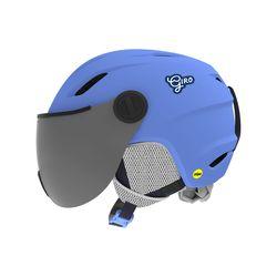 BUZZ MIPS (아시안핏 )유아 아동용보드스키 헬멧 MAT SHOCK BLUE