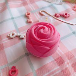 핑크 로즈 보석함