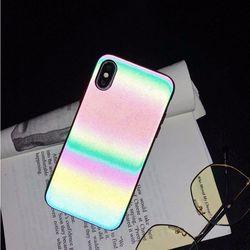 야광 스카치 홀로그램 아이폰 케이스