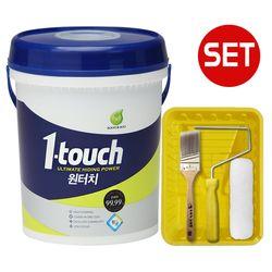 (세트)노루 순앤수 원터치 3L + 페인팅 도구세트(7인치)