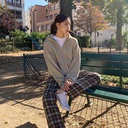hoody knit jumper
