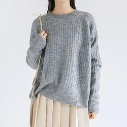 golgi wide knit (3colors)