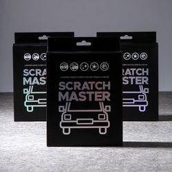 스크래치마스터 자동차 스크래치 흠집제거 스마트타올 2개