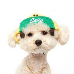 [라인프렌즈] 샐리 볼캡 모자