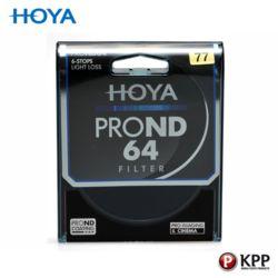 호야 PRO ND64 46mm ND/필터/프로/장노출/정품/HOYA/K