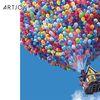 아트조이 DIY 명화그리기 풍선기구 40x50cm