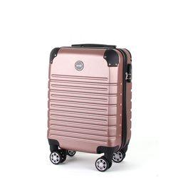 싸이노 마인 18인치 로즈골드 하드캐리어 여행가방