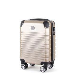 싸이노 마인 18인치 골드 하드캐리어 여행가방