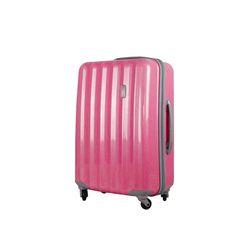 올림피아 HF7021 타이탄 21인치 핑크 하드캐리어 여행가방