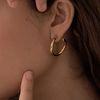 801 EARRINGS [GOLD]
