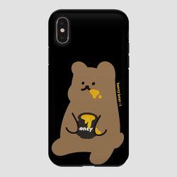 터프 꿀먹는 곰 블랙