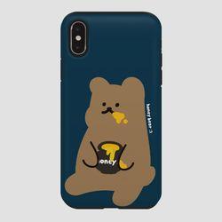 터프 꿀먹는 곰 네이비