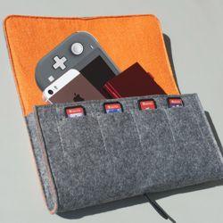NS 닌텐도 스위치 라이트 가방 파우치(보호용 케이스)