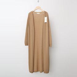 Laine Cashmere Wool Long Cardigan