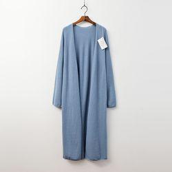 Laine Cashmere N Wool Long Shawl Cardigan