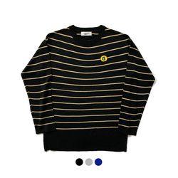 G 로고 스트라이프 스웨터 G LOGO STRIPE SWEATER(3color)