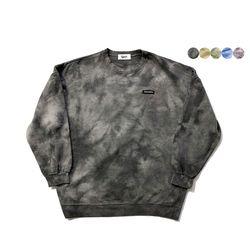 톤 온 톤 타이다이 스웨트 셔츠  (5color)