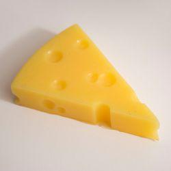 에멘탈 치즈 모형