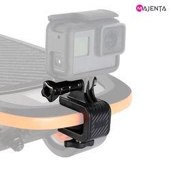 마젠타 고프로 액션캠 스케이트보드 마운트