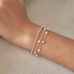 825 BRACELET [GOLD]