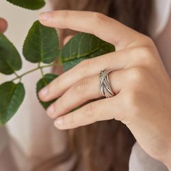 828 RING [SILVER]