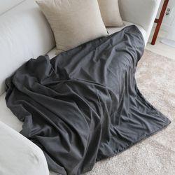 루비 극세사 담요 150x200cm