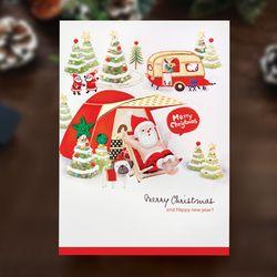 크리스마스카드 FS1032-4