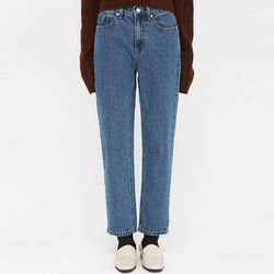 porter straight denim pants (s m)
