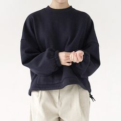 casual simple sweatshirts (3colors)