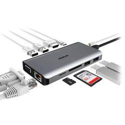 RCA C116 C타입 USB 3.0 올인원 허브 멀티포트 HDMI