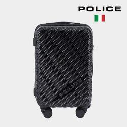 [POLICE] 폴리스 로제 기내용 블랙 20형 여행가방 여행용캐리어