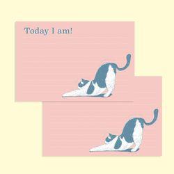 메모지 - Today I am