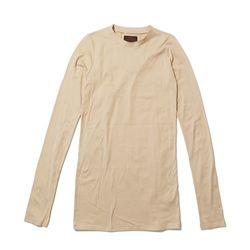츄바스코 SD203 SEE-THROUGH DRESS 베이지