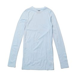 츄바스코 SD202 SEE-THROUGH DRESS 베이비블루