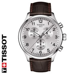 [TISSOT] 티쏘 T116.617.16.037.00 가죽밴드 시계