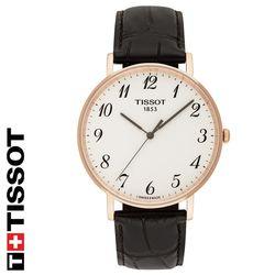 [TISSOT] 티쏘 T109.610.36.032.00 가죽밴드 시계