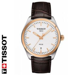 [TISSOT] 티쏘 T101.410.26.031.00 가죽밴드 시계