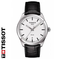[TISSOT] 티쏘 T101.410.16.031.00 가죽밴드 시계