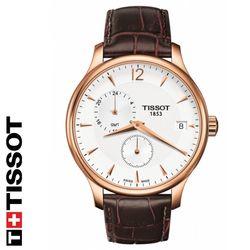 [TISSOT] 티쏘 T063.639.36.037.00 가죽밴드 시계