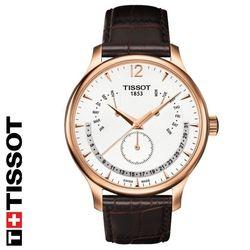 [TISSOT] 티쏘 T063.637.36.037.00 가죽밴드 시계