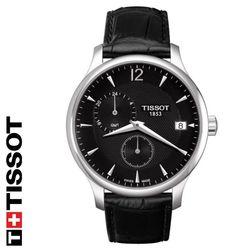 [TISSOT] 티쏘 T063.639.16.057.00 가죽밴드 시계