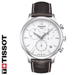[TISSOT] 티쏘 T063.617.16.037.00 가죽밴드 시계
