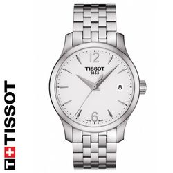 [TISSOT] 티쏘 T063.210.11.037.00 메탈밴드 시계