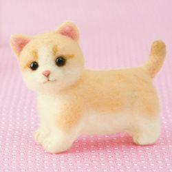 니들펠트 하마나카 아크레루 먼치킨 고양이 키트