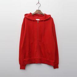 Always Hoodie Zip-Up Cotton Sweatshirt