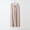 Wool Wide Knit Pants