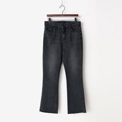 Jane Crop Flare Jeans