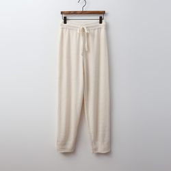 Angora Wool Knit Pants