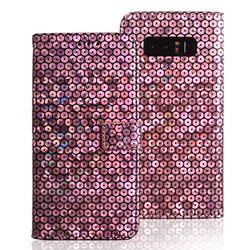 큐빅 스팽글 다이어리케이스(LG V50)